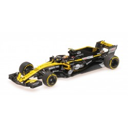 Renault RS18 F1 2018 Carlos Sainz Jr Minichamps 417180055