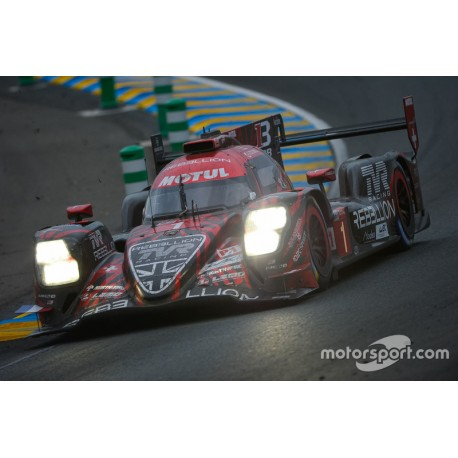 Rebellion r13 gibson 1 24 heures du mans 2018 spark s7001 - Rebellion r13 ...