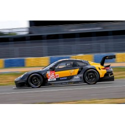 Porsche 911 RSR 56 24 Heures du Mans 2018 Spark S7038