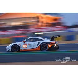 Porsche 911 RSR 86 24 Heures du Mans 2018 Spark S7041