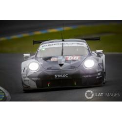 Porsche 911 RSR 88 24 Heures du Mans 2018 Spark S7042