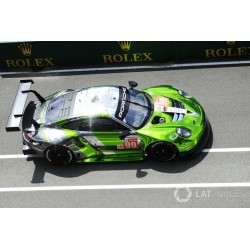 Porsche 911 RSR 99 24 Heures du Mans 2018 Spark S7045
