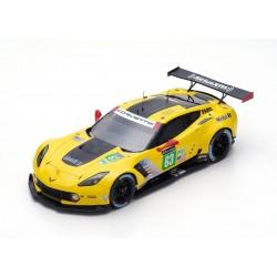 Chevrolet Corvette C7.R 63 24 Heures du Mans 2017 Spark 18S327
