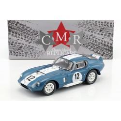 Ford Shelby Cobra Daytona Coupe 12 24 Heures du Mans 1965 CMR CMR111