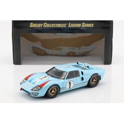 Ford GT40 MKII 1 24 Heures du Mans 1966 Shelby Collectibles SHELBY411