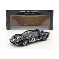 Ford GT 40 MKII 2 Winner 24 Heures du Mans 1966 Mc Laren Amon Shelby Collectibles SHELBY408