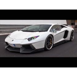 Lamborghini Aventador Aftermarket Bianco Canopus Looksmart LS493A