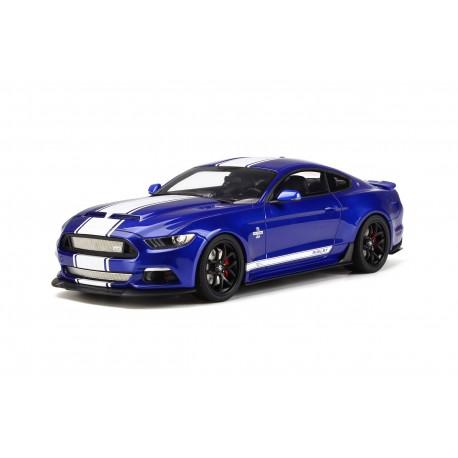 Shelby Mustang Super Snake Deep Impact Blue GT Spirit GT204