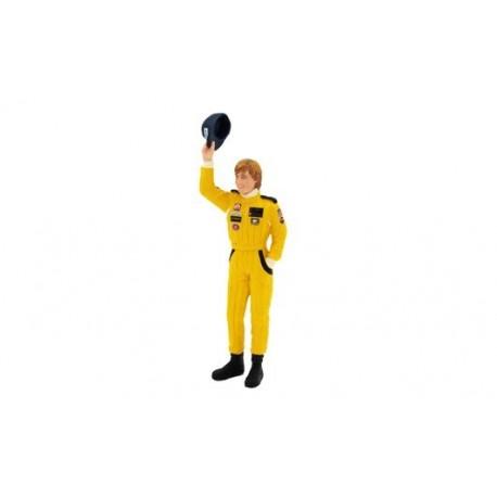 Figurine 1/18 F1 1978 Ronnie Peterson Truescale 12AC18