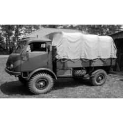 Tatra 805 RS-41 Box Wagon IXO PCL47091