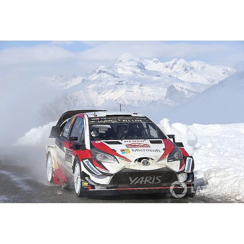 Toyota Yaris WRC 9 Rallye D'Italie 2018 Lappi Ferm IXO