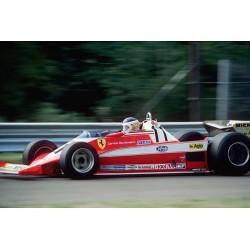 Ferrari 312 T2 F1 Japon 1977 Carlos Reutemann Minichamps BBR187712