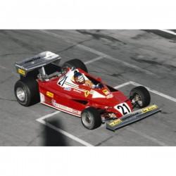 Ferrari 312 T2 F1 Canada 1977 Gilles Villeneuve Minichamps BBR187721