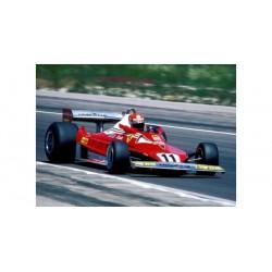 Ferrari 312 T2 F1 Pays-Bas 1977 Niki Lauda Minichamps BBR187711