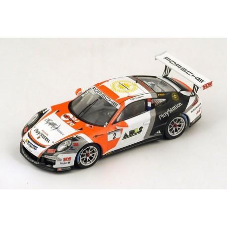 Porsche GT3 Cup 2 Carrera Cup France 2014 Maxime Jousse Spark SF082