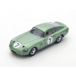 Aston Martin DP214 7 24 Heures du Mans 1963 Spark S2413