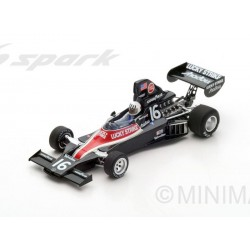 Shadow DN5B 16 F1 Afrique du Sud 1976 Tom Price Spark S3838