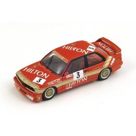 BMW M3 E30 3 Macau GP 1987 Roberto Ravaglia Spark SA032