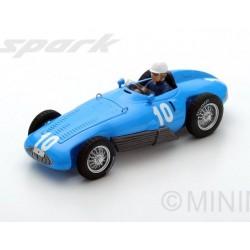 Gordini T32 10 F1 Italie 1956 Robert Manzon Spark S5315