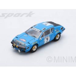 Alpine A310 7 Tour de Corse 1974 Therier Vial Spark S5478