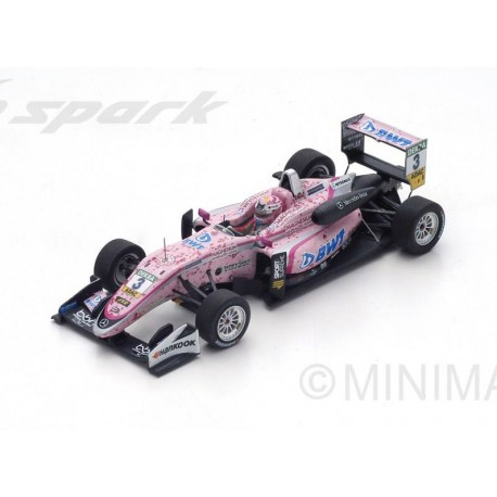 Dallara F3 3 Zandvoort 2017 Maximilian Günther Spark SG381