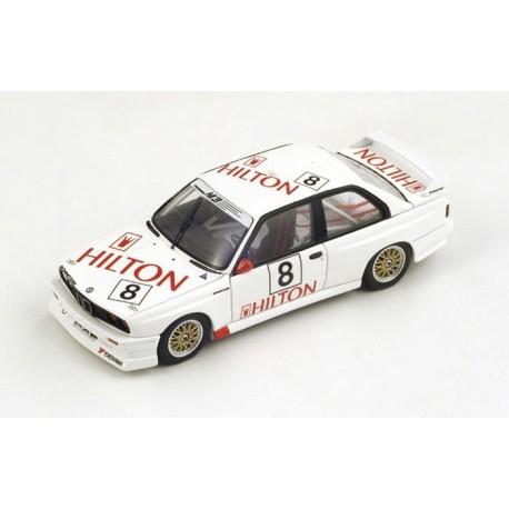 BMW M3 E30 8 Macau GP 1987 Fabien Giroix Spark SA034