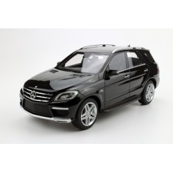 Mercedes ML 63 AMG Black 2012 LS Collectibles LS004A