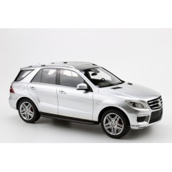 Mercedes ML 63 AMG Silver 2012 LS Collectibles LS004B