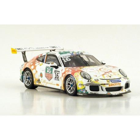 Porsche 911 GT3 Cup 16 Porsche Supercup 2013 Sébastien Ogier Spark SF086