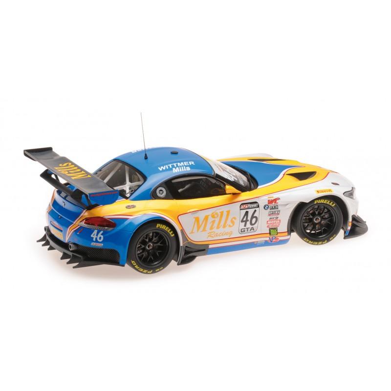 Bmw Z4 2016: BMW Z4 GT3 46 Champions Pirelli World Challenge 2016