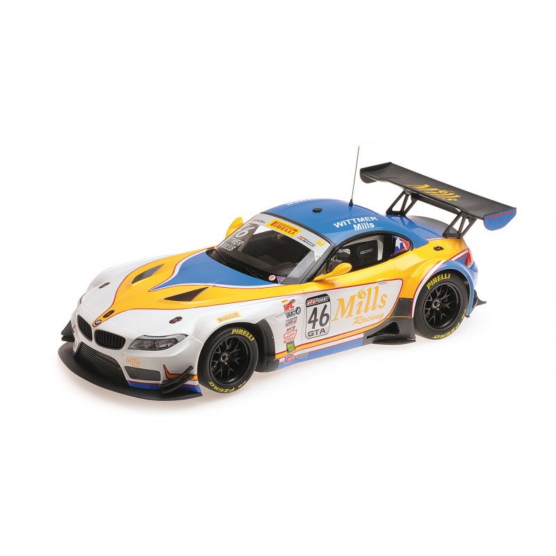 Bmw Z4 Gt3: BMW Z4 GT3 46 Champions Pirelli World Challenge 2016