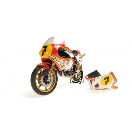 Suzuki RG 500 WC GP 500 1977 Barry Sheene Minichamps 122770007