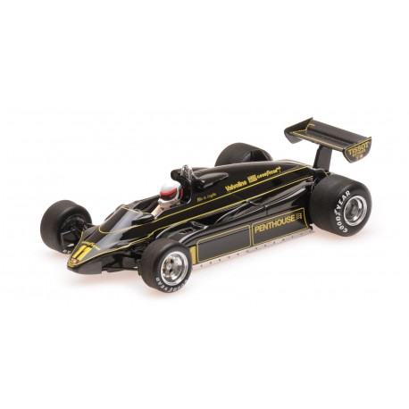 Lotus Ford 91 F1 1982 Elio De Angelis Minichamps 417820011