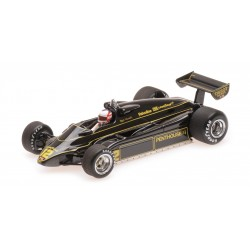 Lotus Ford 91 F1 1982 Nigel Mansell Minichamps 417820012