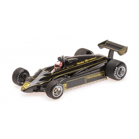 Lotus Ford 91 F1 1982 Nigel Mansell Minichamps 417820012