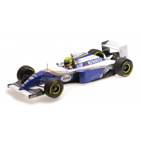 Williams Renault FW16 F1 1994 Ayrton Senna 1/12 Minichamps 547941202