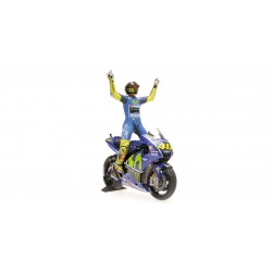 Yamaha YZR-M1 Moto GP Assen 2017 Valentino Rossi Minichamps 122173146
