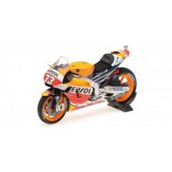 Honda RC213V Moto GP 2016 Hiroschi Aoyama Minichamps 182161173
