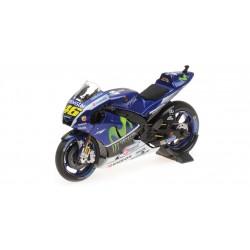Yamaha YZR M1 Moto GP Test Bike 2016 Valentino Rossi Minichamps 182163146