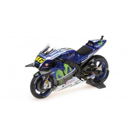Yamaha YZR M1 Moto GP Catalunya 2016 Valentino Rossi Minichamps 182163246