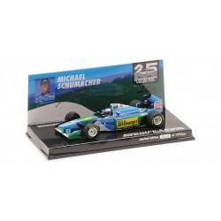 Benetton Ford B194 F1 Australie 1994 Michael Schumacher Minichamps 517941605