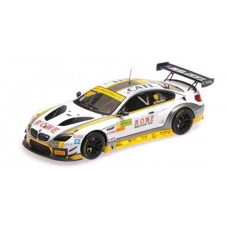 BMW M6 GT3 99 FIA GT World Cup Macau 2017 Tom Blomqvist Minichamps 437172689