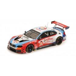BMW M6 GT3 36 24 Heures de Spa Francorchamps 2017 Minichamps 437172636