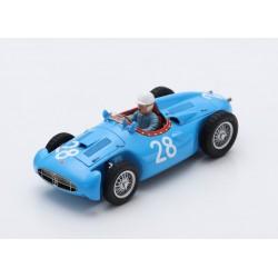 Bugatti T251 28 F1 France 1956 Maurice Trintignant Spark S5280
