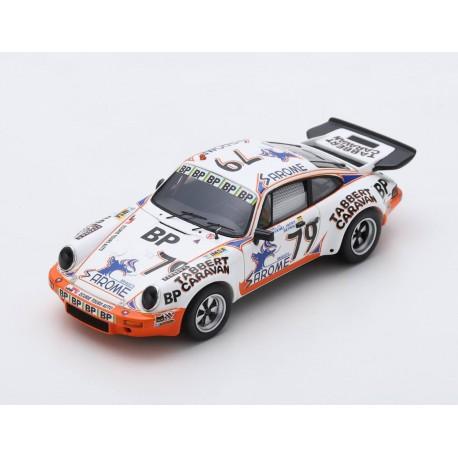 Porsche 911 Carrera RS 79 24 Heures du Mans 1977 Spark S5519