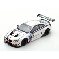 BMW M6 GT3 35 24 Heures de Spa Francorchamps 2017 Spark SB177