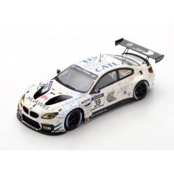 BMW M6 GT3 39 2ème VLN Round 3 2016 Spark SG371