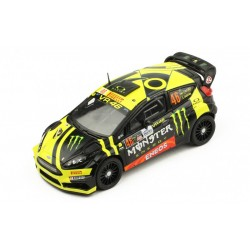 Ford Fiesta RS WRC 46 Monza Rally 2017 Valentino Rossi IXO RAM658