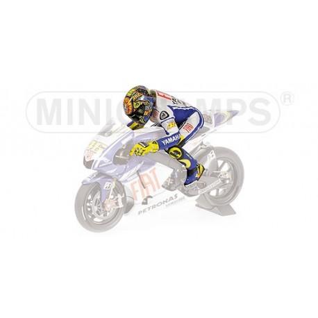 Figurine 1/12 Valentino Rossi Moto GP 2009 Minichamps 312090346