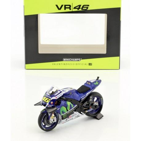Yamaha YZR M1 Moto GP 2016 Valentino Rossi Minichamps 182163046